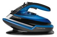 Rowenta Freemove Cordless Steam Iron w/ 400 Holes Stainless Steel Soleplate