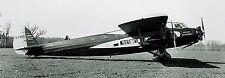 K-78 Patrician Keystone Trimotor Airplane Wood Model Replica Big New