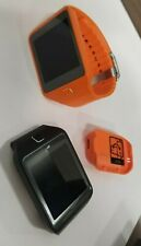 Samsung Galaxy Gear 2 Neo Plastic Case Wild Orange + black - For parts - Read