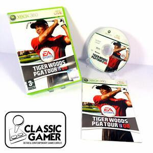 Tiger Woods PGA Tour 08 (Xbox 360) *Near Mint*