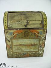 Columbian Exposition McLaughlin Lithographed Spice Tin