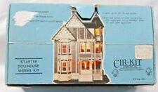 1980s NIB Cir-Kit Starter Dollhouse Wiring Kit No.101 No Soldering MSRP $90 6909