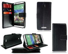 Étuis, housses et coques avec clip en fibre de carbone pour téléphone mobile et assistant personnel (PDA) HTC