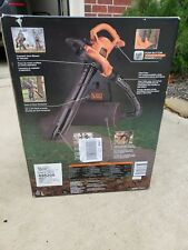 Black & Decker BEBL7000 12 Amp Electric Backpack Leaf Blower/Vac/Mulcher