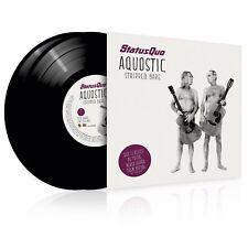 Status Quo - Aquostic - Stripped Bare (2LP Vinyle, Gatefold + MP3) 2014 earMUSIC