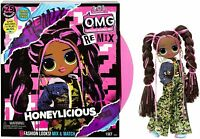 L.O.L. Surprise! O.M.G. Remix HONEYLICIOUS Doll - LOL OMG New In Stock Ships Now