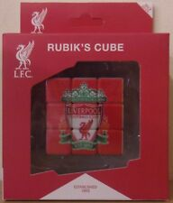 Liverpool FC ~ Rubik's Cube Puzzle ~ Official Licensed Product
