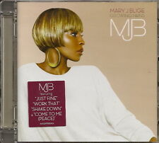 Mary J Blige - Growing Pains (2007)  CD  NEW  SPEEDYPOST