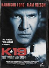 Kathryn Bigelow: K-19 THE WIDOWMAKER con Harrison Ford, Lian Neeson... FILMAX