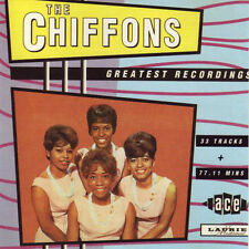 New Sealed CD Ace UK Import Chiffons Greatest Recordings 33 Tracks OOP Best Comp