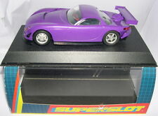 SUPERSLOT H2194 TVR SPEED 12  PURPLE  SCALEXTRIC UK  MB