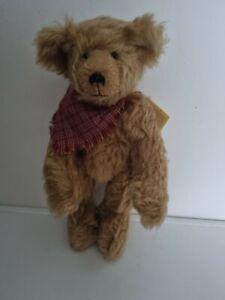 Teddybär Matthis 30cm aus 100 Mohair