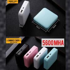 Power Bank 5600 Mah Carica Batterie Portatile per Huawei Samsung iPhone XIAOMI