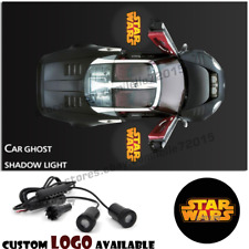 Car Door Star Wars Symbol Logo Projector Welcome Led Courtesy Ghost Shadow Light