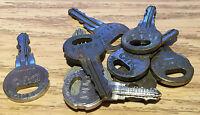 DUO Lock Soda Machine / Vending Keys, Coca-Cola, Pepsi, Etc, PICK ONE KEY