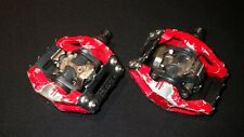 VINTAGE SHIMANO DX PEDALS, USED, GOOD CONDITION, DOWNHILL OR BMX