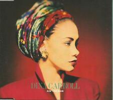 DINA CARROLL Ain't No Man 3 RARE MIXES & UNRELEASED CD Single SEALED USA seller