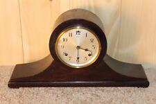 Antique Waterbury 8 Day Time and Strike Mantle Clock