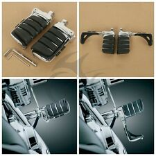 Switchblade Footpegs Footrests For Harley Touring Softail Dyna Fatboy Sportster