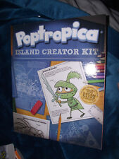 BRAND NEW Book Poptropica : Island Creator Kit by Mitch Krpata (Paperback)