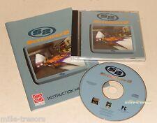 JEU SCREAMER 2 en COFFRET COLLECTOR en CD Rom pour PC 1996 VIRGIN Interactive
