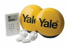 YALE  Wireless Alarm Kit Including Installation And Pet Friendly Sensors