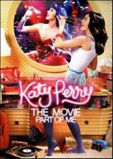 Katy Perry The Movie Part Of Me DVD 2012 FREE SHIPPING IN CANADA