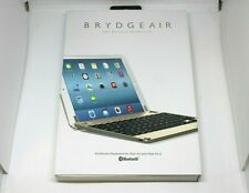 "BrydgeAir 9.7"" Bluetooth Backlit Aluminum Keyboard For iPad Air and Air 2"