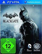 Sony Playstation Vita PSV PSVita Spiel * Batman: Arkham Origins - Blackgate *NEU