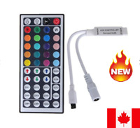 44 Key IR Infrared Remote Control Wireless Controller RGB 3528 5050 LED Strip