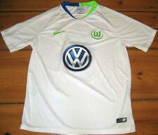 Trikot VfL Wolfsburg weiß - Nike- Volkswagen VW - L - Jersey - Regionalliga 2018