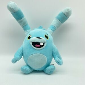 CUTE! Abby Hatcher Plush Blue Fuzzly 6-Inch One Tooth