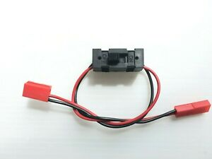 RC On Off switch 50cm lead with JST conn for RC Car, Buggy or Truck - UK Stock