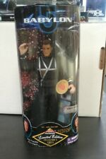 Babylon 5 Limited Edition Collector's Series Cpt. John Sheridan Toy Products