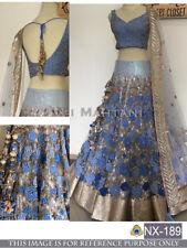 Wedding Designer Lehenga Choli Indian Fancy Party wear Stylish Chaniya Choli