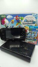 Nintendo Wii U - Mario & Luigi Premium Pack 32GB Schwarz
