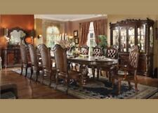 Acme Furniture Vendome Cherry 9 Piece Dining Table Set
