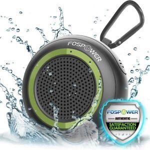 TWS Waterproof Portable Bluetooth Stereo Speaker Outdoor Wireless Shower Loud