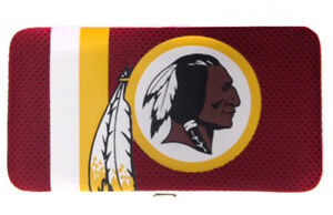 New NFL Shell Mesh Clutch Wallet - Washington Redskins