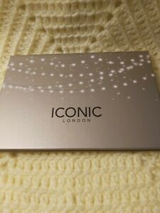 Iconic London Face Palette Blaze Chaser 6 shades Bronzer, Blush, Highlighter NEW