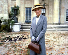 Television Autograph: GEORGE GALLACCIO (Miss Marple) Signed Photo