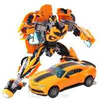 New Transformers 4 Human Alliance Bumblebee Action Figure New in Box