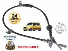 FOR SUZUKI WAGON R GA GL 1.0i 1.2i MPV K10A K12A  1997 > 2000 NEW CLUTCH CABLE