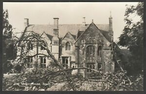 Postcard South Petherton nr Crewkerne Somerset view of The Manor House RP