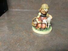 Goebel #361 Favorite Pet Painted Germany Figurine