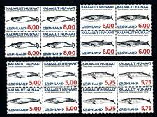 GROENLANDIA - 1997 - Fauna marina. Balene groenlandesi (2)