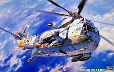 Hasegawa PT1 SH-3H Sea King US Navy Anti-Submarine Helicopter 1/48 Model Kit