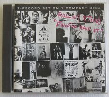THE ROLLING STONES EXILE ON MAIN STREET CD MADE IN BRAZIL 1991 WITHOUT BARCODE