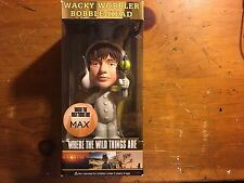 WHERE THE WILD THINGS ARE  (MAX)  BOBBLE-HEAD