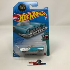 Mattel Dream Mobile #14 * Blue * 2021 Hot Wheels Case A * WF18